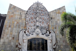 Memorial to Bali Bombing