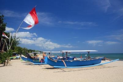 Beach at Kuta