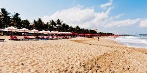 The Beach at Legian, Bali