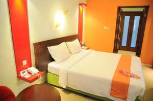 All Seasons Legian - Deluxe Room