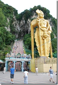 Batu Caves Murugan Travel Photography