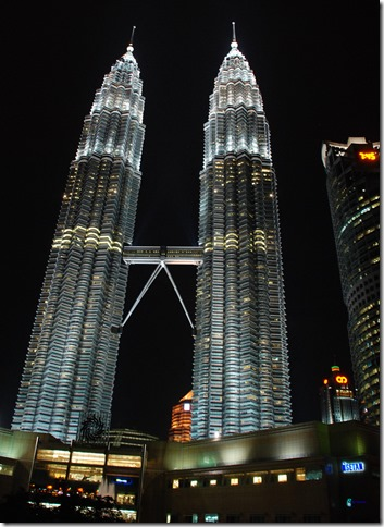 Petronas Twin Towers - KLCC