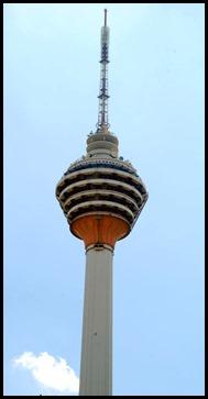 Menara Tower KL - Ross McNeil Photography