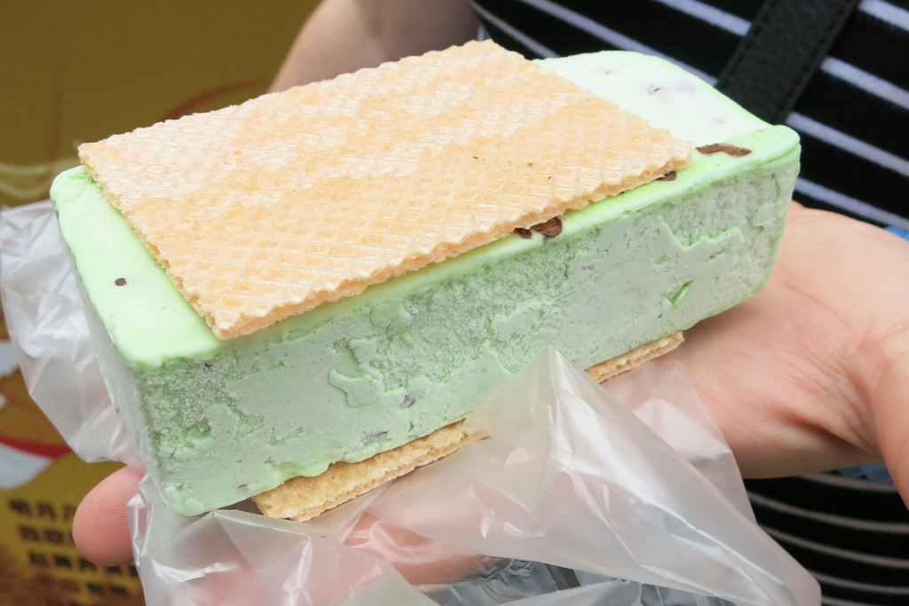 Singapore Ice Cream Sandwich