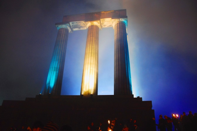Scotland - Edinburgh - Hogmanay