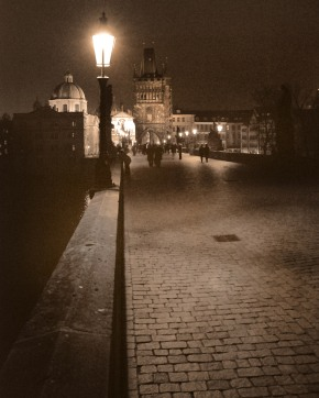 Charles Bridge by Night