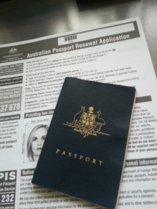 What's old is new again.  10 years on it is time to retire my old friend and get a new Passport.