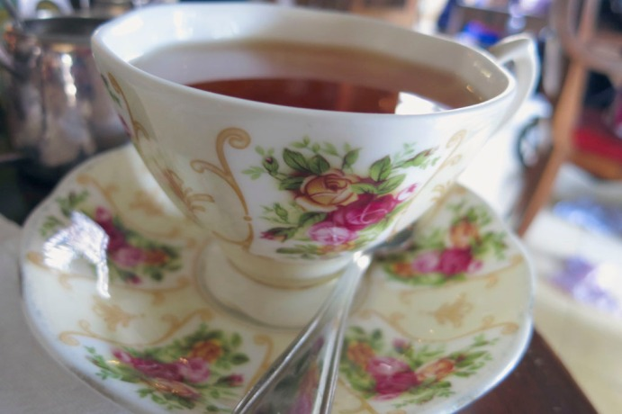 A nice cup of tea is the perfect thing to wash down a Biku High Tea.  They also have a number of cold drinks too which can be handy to cool down on a humid day.