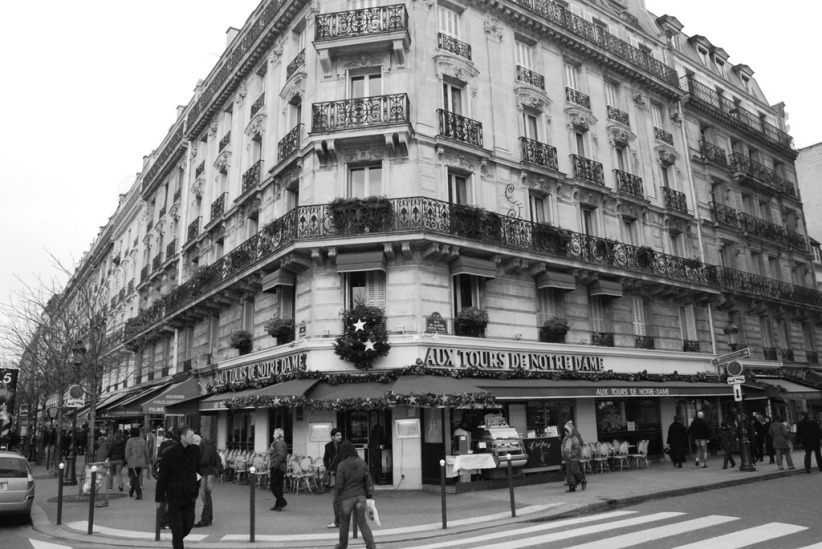 Paris is a city best enjoyed on foot - much of the joy and magic of this city is allowing yourself to get lost exploring down laneways and streets.