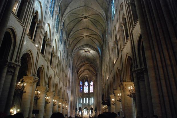 Notre-Dame Inside