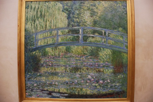 Monet's Waterlillies - another stunning piece or artwork.