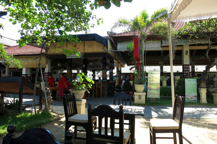 Sanur Beach Market Restaurant - nice simple food, usually well prepared.  The seafood is usually quite good.